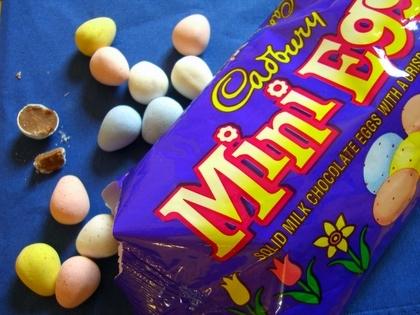 cadbury mini eggs. Cadbury Mini Eggs